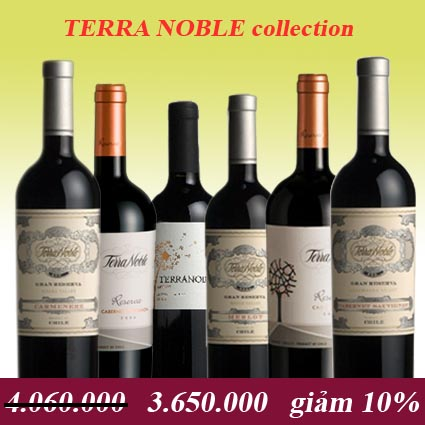 Terra Noble Colection