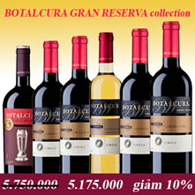 Botalcura Gran Collection