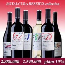 Botalcura Reserva Collection